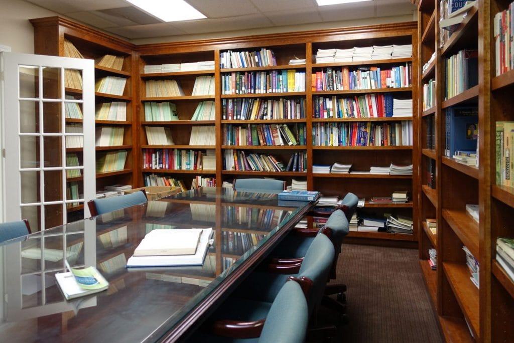 Arlington Library Study Rooms