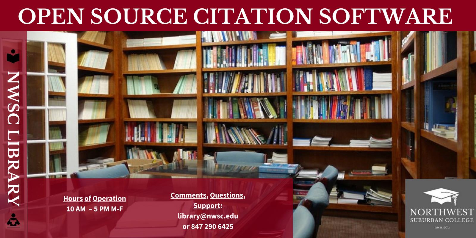Open Source Citation